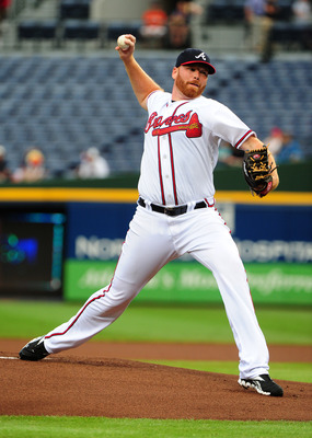 For now Tommy Hanson is the best candidate to make the postseason roster.
