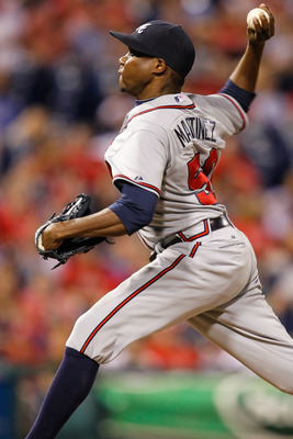 Cristhian Martinez is likely to make the Braves' postseason roster.