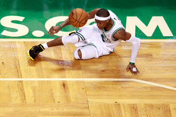 The Celtics All Star point guard needs to get a better handle on the ball.
