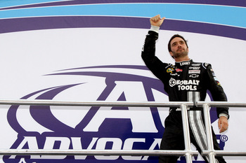 Jimmie Johnson has used Twitter to show he has more personality than fans think.