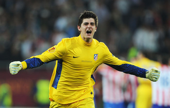 Thibaut Courtois