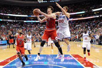 After getting a big contract offer to join the Houston Rockets, Omer Asik could double his rebounding numbers this season.