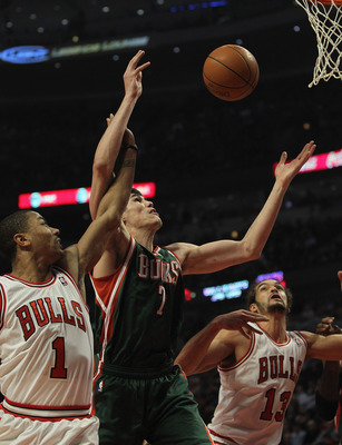 Ersan Ilyasova should become a double-digit rebounder for the Bucks this season.
