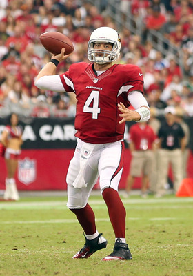 Kevin Kolb was the hero in the win over the Seahawks.