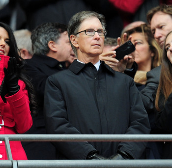 John Henry seems to care more about Liverpool F.C. than the Red Sox.