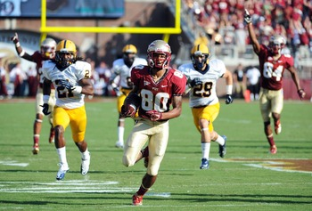 Rashad Greene ran a kickoff for a touchdown to overwhelm Murray State early.