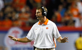 Can Dabo Swinney keep his team performing at a high level against a less than stellar opponent?