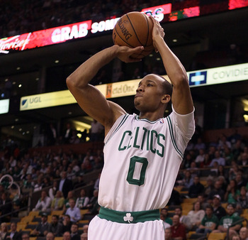 Avery Bradley has already established himself on defense, but if his offense comes around, then look out.