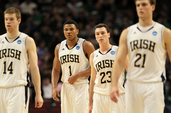 Five post season starters return to the Irish roster