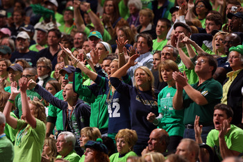 Make travel plans now Irish fans!