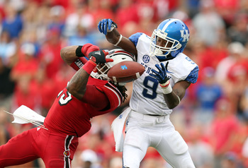 Kentucky 14, No. 23 Louisville 32
