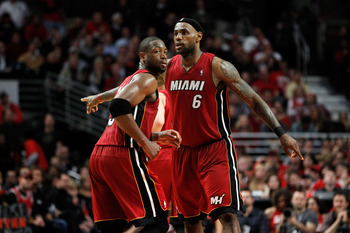 Look out when the Heat use multiple All-Defensive players to set traps.