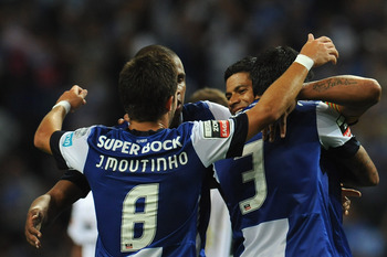 Porto will be no easy team to overcome