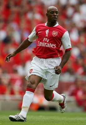 Ian Wright was a pure goal scorer, winning over fans during one of the club's tougher spells.