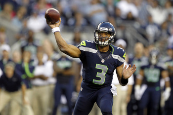 This could be the first game where Russell Wilson makes a strong statement in a win.