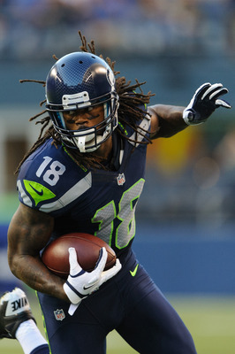Seattle will be looking for a big game for their star receiver.