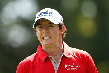 Grimaces will be rare at the majors for Rory McIlroy