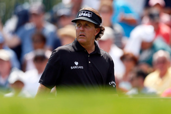 It won't be a banner year for Phil Mickelson
