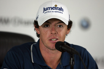 Rory McIlroy's Smile will be much bigger when he shoots a major 62