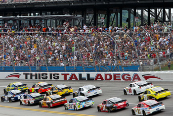 Talladega could be the race and track to make or break Junior's championship hopes.