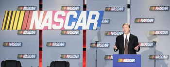 Brian France: NASCAR needs Junior to win races and championships.