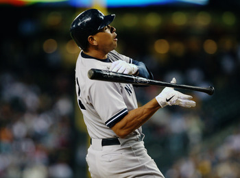 Alex Rodriguez injury