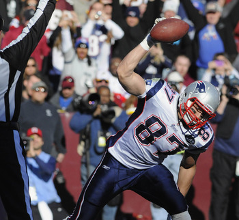 The Patriots should find the end zone plenty against the Titans.