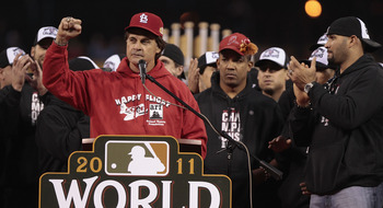 Even without La Russa at the helm, the Cardinals will try to repeat.