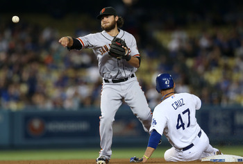 The Giants will play the Dodgers to close out the season.
