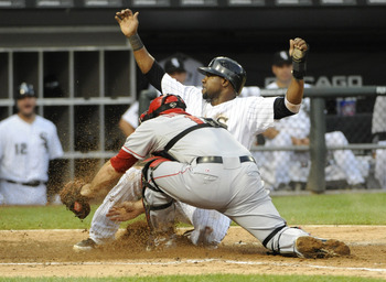 The White Sox and the Angels are both fighting to stay alive in 2012.