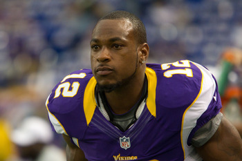Percy Harvin lead the NFL with 100 touches over the final 10 games last season.