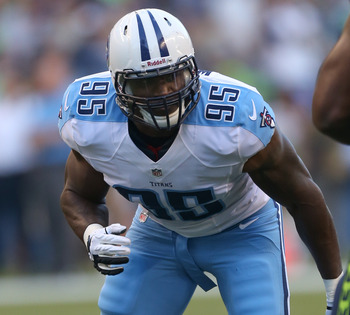 Kamerion Wimbley had 2 sacks in the preseason game vs. Arizona