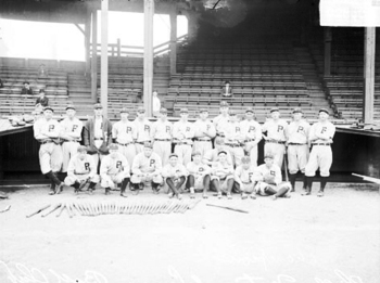 Public Domain - http://en.wikipedia.org/wiki/File:1915-Phillies.jpg