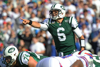 Mark Sanchez has pointed the Jets to victories in every game against Buffalo since losing his debut against them in 2009.