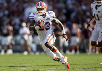 Gators running back Mike Gillislee proved to be a vital weapon against new SEC foe Texas A&M.