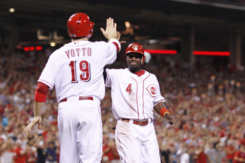 Fantasy baseball owners are as happy as Reds teammate Brandon Phillips to see Votto return to action.