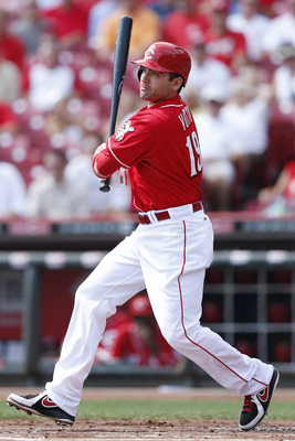 Joey Votto picked up right where he left off when he returned to the Reds lineup on September 5.