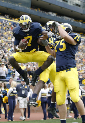 Devin Gardner looked great Saturday.