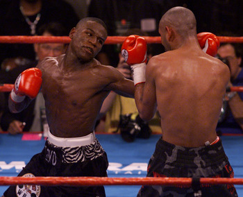 Floyd Mayweather defeated fellow undefeated fighter Diego Corrales over 10 years ago in one of the earliest star-making performances of his career.