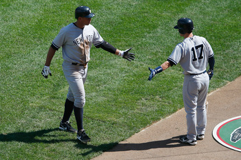 A-Rod's presence gives the Yankees lineup depth