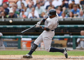 Granderson's bat is desperately needed for the Yankees down the stretch.