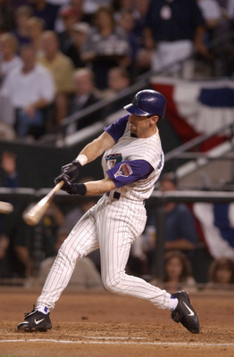 Luis Gonzalez's game-winning hit in Game 7 of 2001 World Series forever etched him in Diamondbacks lore.