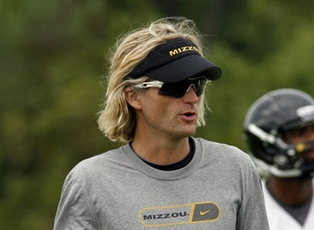 Missouri offensive coordinator David Yost made some questionable decisions about the Mizzou offensive attack.