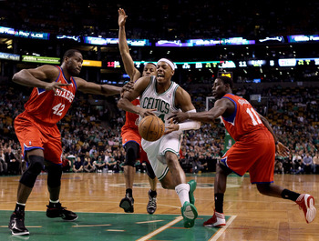 Pierce will be relied upon to score consistently next year.