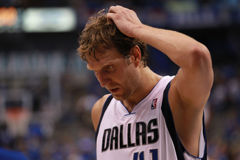 Dallas star Dirk Nowitzki is going to have to turn in a vintage performance to lift the Mavs to their next NBA title