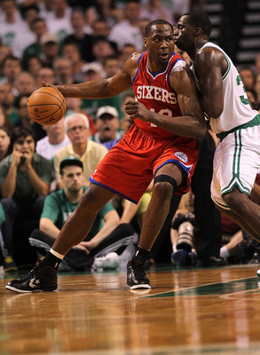 Elton Brand will have to be a bigger factor in Dallas than he was in Philadelphia