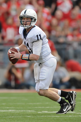 Matt McGloin made some plays for Penn State, but it was not enough to get the Nittany Lions a victory at Virginia.