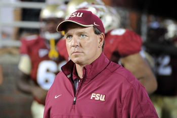 Don't think Jimbo Fisher won his bet.