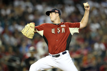 Drew Pomeranz was selected to participate in the All-Star Futures Game.