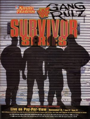 WWE Survivor Series 1997 poster courtesy WWE
